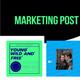 Marketing Post Instagram