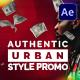 Authentic Urban Style Promo