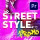 Street Style Promo | Mogrt