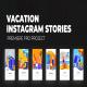 Vacation - Instagram Stories