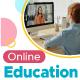 Online school presentation