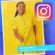 Instagram Photo Frames Slideshow