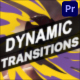 Dynamic Transitions | Premiere Pro MOGRT