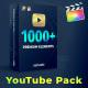 YouTube Pack - Final Cut