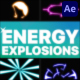 Energy Explosions | After Effects