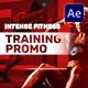 Intense Fitness Training Promo