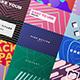 60 Colorful Minimal Titles 4K