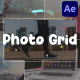 Cartoon Photo Grid | After Effects