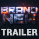 Cinematic Action Fire Trailer