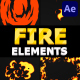Download Cartoon Fire Pack | After Effects – Videohive