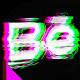 3D Glitch Logo
