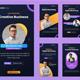 Webinar Instagram Story - Essential Graphics