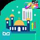 Ramadan Animation   Apple Motion & FCPX