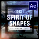 Spirit Of Shapes