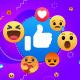 Facebook Emoji Reactions Pack