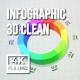 Infographics 3D Clean