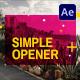 Simple Opener