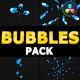 Bubbles Pack | DaVinci Resolve