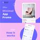 Minimal Color App Promo