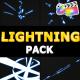 Cartoon Lightning Pack | FCPX