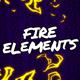 Fire Elements // Final Cut Pro