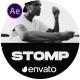 Stomp intro /Kinetic Typography