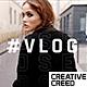 Short Fashion Opener / Fast Typography Promo / Urban Dynamic Vlog Intro / Youtube Channel