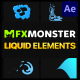 Liquid Elements | After Effects