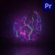 Cristal Magic Logo | Premiere Pro MOGRT