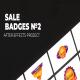 Sale Badges Vol.2