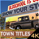 Vintage Town Titles Intro | AD
