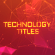 Technology Titles