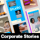 Corporate Style Stories Pack