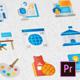 Education Modern Flat Animated Icons - Mogrt