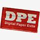Digital Paper Grunge Event