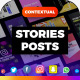 Contextual Instagram Stories
