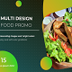 Multi Design Food Promo