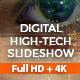 Digital High-Tech Slideshow