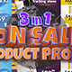 On Sale Product Promo