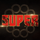 Super Hero Trailer Title And Logo Reval