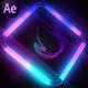Neon Logo Reveal