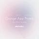 Grunge Minimal App Promo
