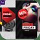 Instagram Creative Sales Stories