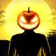 Pumpkin Head Halloween Intro