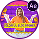 Colorful Blog Opener