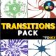 Hand Drawn Transitions Pack   DaVinci Resolve