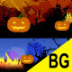 Halloween Day Loopable Backgrounds