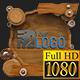 Wooden Logo Full HD (Mograph)