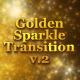 Golden Sparkle Transition V2