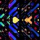 Colorful Trendy Shapes Moving 4K